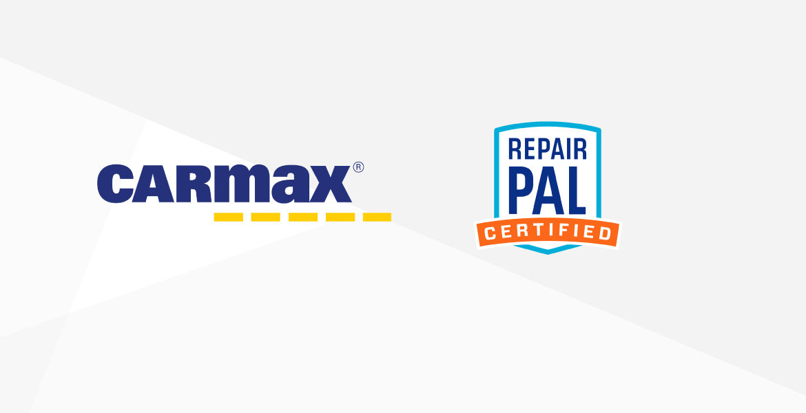 CarMax MaxCare Customers save with RepairPal Certified Shops