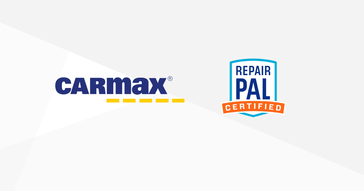 Carmax Extended Warranty >> Carmax Maxcare Customers Save With Repairpal Certified Shops Auto
