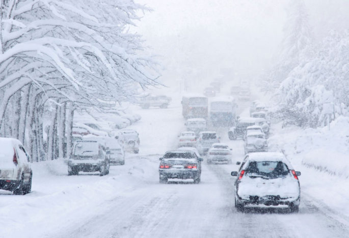 5 Car Things to Check before a Winter Storm