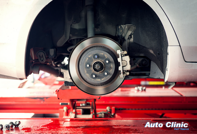 $35 OFF Fall Brake Special